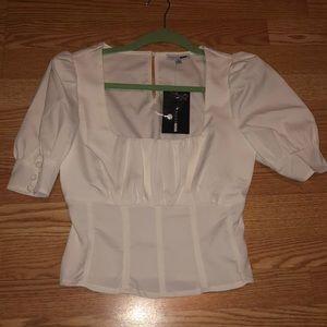 White top - Fashionova
